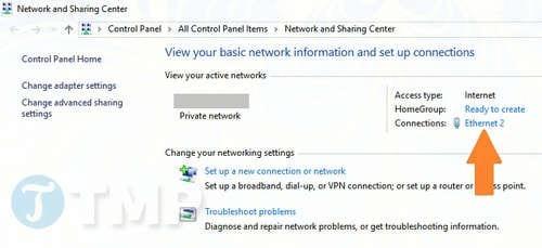 Cách sửa lỗi Windows Has Detected An IP Address Conflict 2