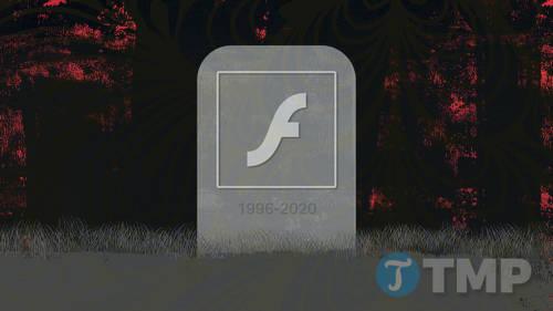 flash se bi khai tu tren windows vao cuoi nam 2020