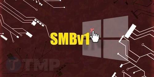 tat smbv1 tren windows