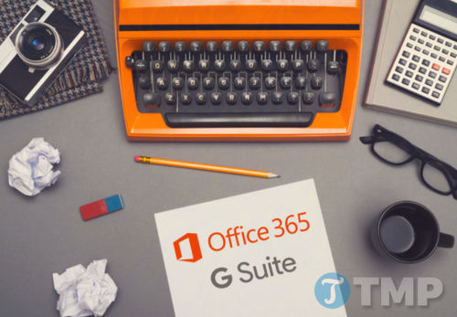 da dit microsoft office g suite dang dan chiem vi tri so 1