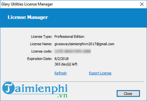 glary ultilities pro free license giveaway from computer system 5