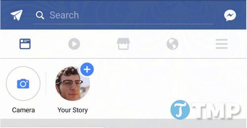 facebook dang thu nghiem tinh nang stories tren may tinh