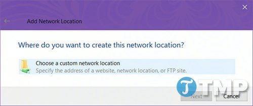 bien windows file explorer thanh fpt client 4