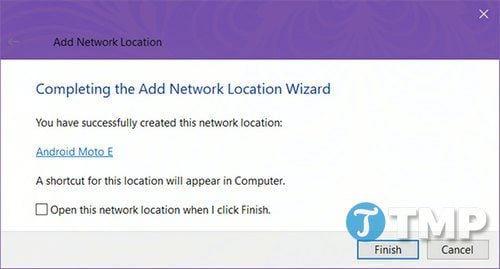 bien windows file explorer thanh fpt client 8