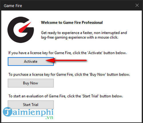 giveaway you license free game fire or to play more games when playing game 3