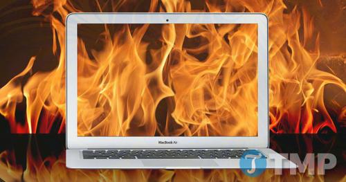 macbook bi nong khac phuc nhu the nao