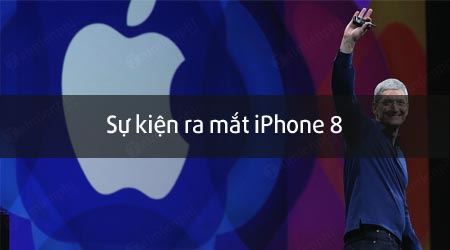xem truc tiep su kien ra mat iPhone 8
