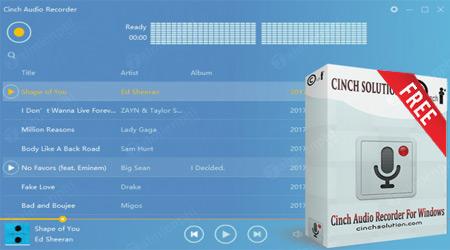 Cinch audio recorder registration code | Team Of Coders: Download