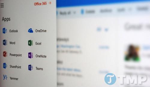 office 365 thiet ke lai giao dien web giup nguoi dung lam viec nhanh hon