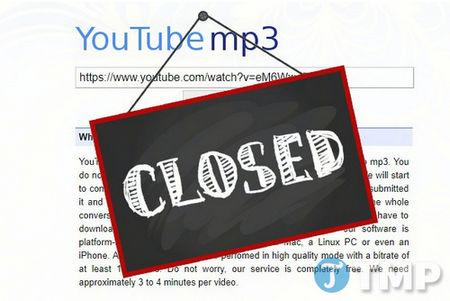 youtube dong cua youtube mp3