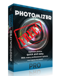 The free license board Photomizer Pro proposes professional transfer