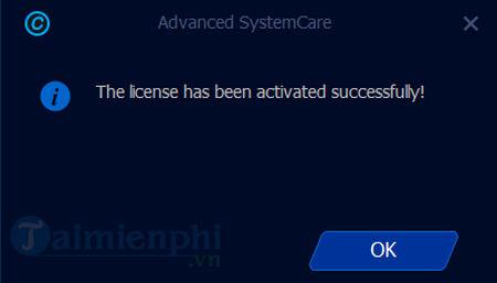 (Giveaway) Bản quyền miễn phí Advanced SystemCare 11, tối ưu, dọn dẹp hệ thống 4