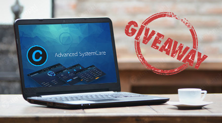 giveaway ban quyen mien phi advanced systemcare 11
