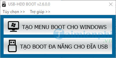 cach su dung usb hdd boot