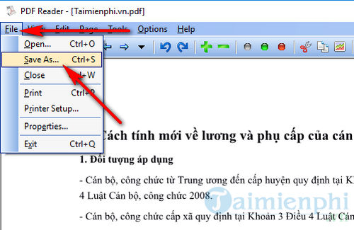 How to use pdf reader for windows 7 6