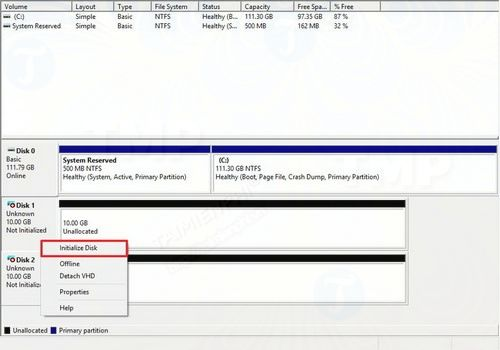 cach su dung resilient file system refs tren windows 10 4