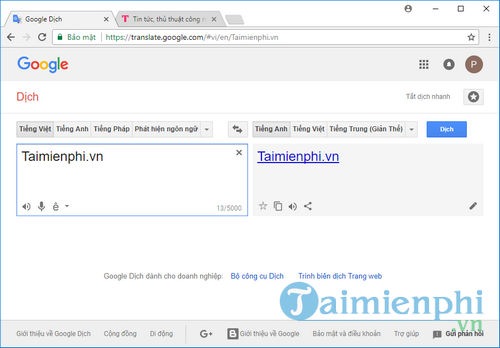 cach tai file am thanh tu google dich ve may tinh