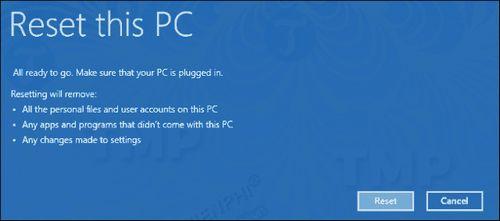 cai dat lai windows 10 khong can o usb hoac dia dvd recovery 13