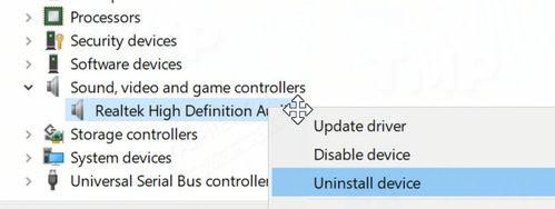 Cách cài đặt lại driver âm thanh trên Windows 10 2