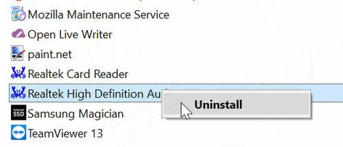 Cách cài đặt lại driver âm thanh trên Windows 10 5