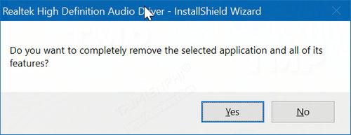 Cách cài đặt lại driver âm thanh trên Windows 10 6