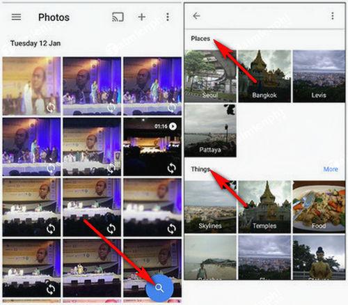 10 tinh nang ma nguoi dung google photos nen biet