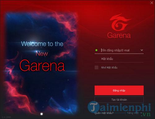 Cách thay ảnh đại diện tài khoản Garena, ảnh avatar