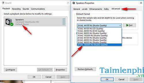 Cách sửa lỗi sự cố âm thanh trên Windows 10, không nghe được nhạc