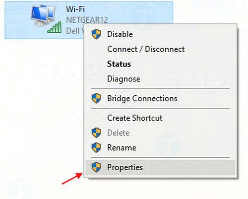 Sửa lỗi Server DNS Address Could Not Be Found trên Chrome 4
