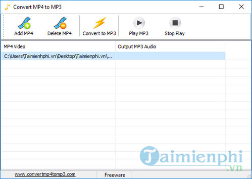 How to convert mp4 to mp3 7