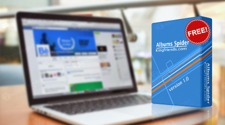 giveaway ban quyen mien phi albums spider ho tro tai anh tu website
