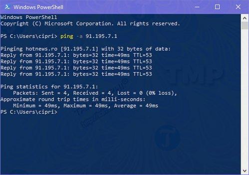 Ping là gì? Khái niệm và cách test Ping trong mạng LAN, INTERNET