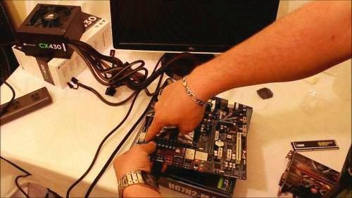 Sửa lỗi máy tính liên tục khởi động lại không hiển thị màn hình BIOS 10