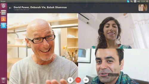 skype co san cho nguoi dung linux