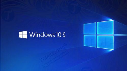 windows 10 s khong duoc cung cap duoi dang phien ban doc lap