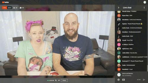 youtube cho phep livestream truc tiep tu trinh duyet