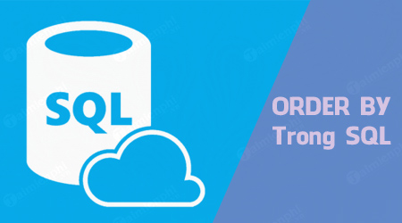 order by trong sql