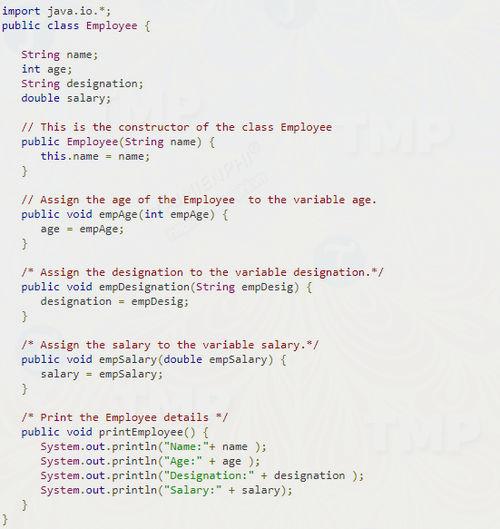 Lớp và đối tượng trong Java