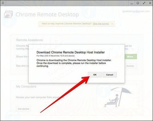 Cách sử dụng iMessage trên máy tính Windows 3
