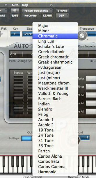 Cách sử dụng Auto-Tune chỉnh giọng hát hay hơn phần 1