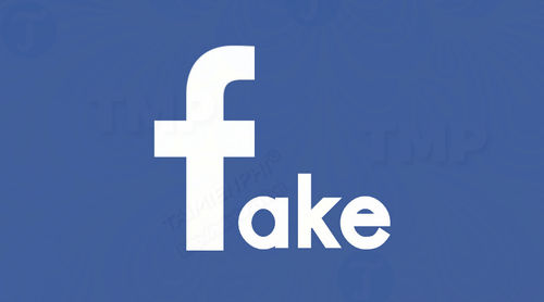 cach nhan biet trang facebook gia mao