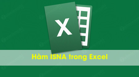ham isna trong excel