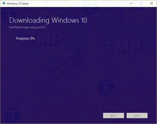 cach tao usb cai windows 10 april 2018 update 6