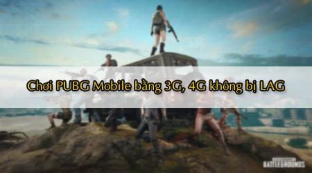 cach choi pubg mobile bang du lieu di dong