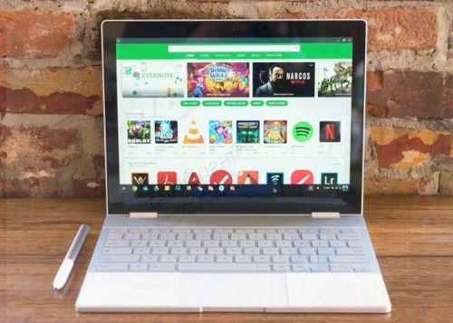 google co the ho tro windows 10 tren nhieu chromebook