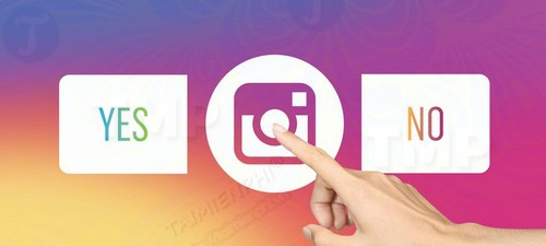nguoi dung da co the gui cau hoi tham do trong instagram direct
