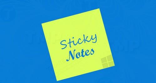 microsoft sap dem sticky notes len nen tang di dong