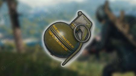 Cách sử dụng lựu đạn trong PUBG Mobile hiệu quả nhất