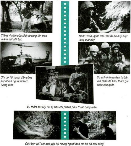 Soạn bài Tiếng vĩ cầm ở Mỹ Lai, phần Kể chuyện