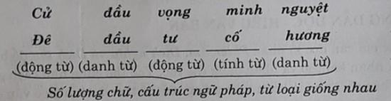 soan bai cam nghi trong dem thanh tinh